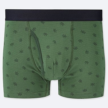 MEN SUPIMA® COTTON BOXER BRIEFS