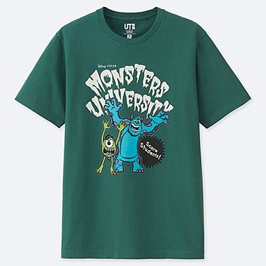 MAGIC FOR ALL ARCHIVE COLLECTION UT (SHORT-SLEEVE GRAPHIC T-SHIRT), GREEN, medium