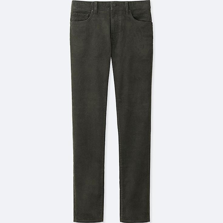 MEN HEATTECH SLIM FIT CORDUROY JEANS | UNIQLO US