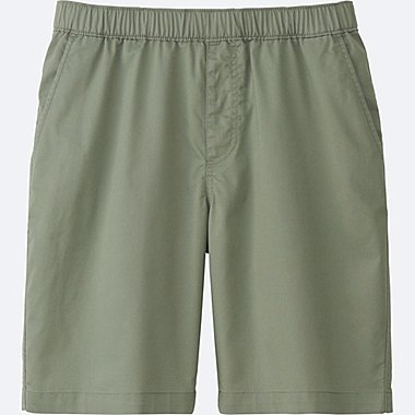 MEN EASY SHORTS, OLIVE, medium