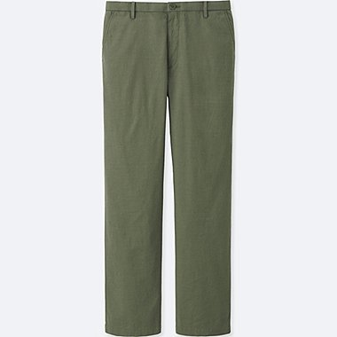 MEN Linen Relaxed Trousers