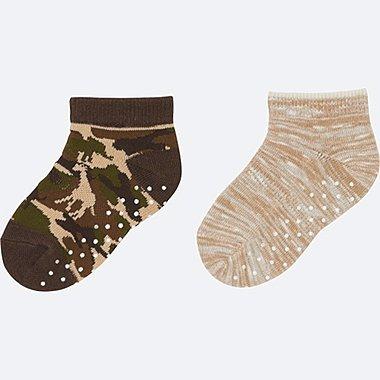 BABY Short Socks 2 Pairs