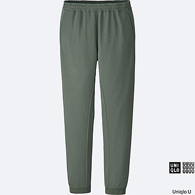 MEN U DRY SWEATPANTS, OLIVE, medium