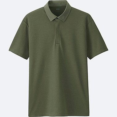 MEN Dry Comfort Shirt Collar Polo Shirt