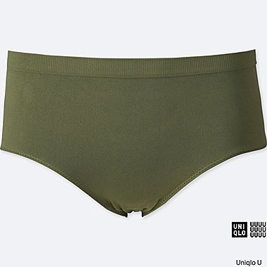 WOMEN Uniqlo U Seamless Swim Shorts