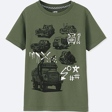 KIDS CARS 3 SHORT SLEEVE GRAPHIC T-SHIRT