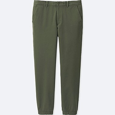 MEN COTTON JOGGER TROUSERS