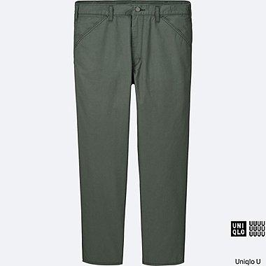 MEN Uniqlo U Cotton Twill Pants