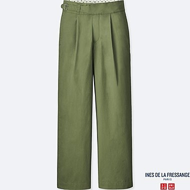WOMEN Ines 100% COTTON Trousers