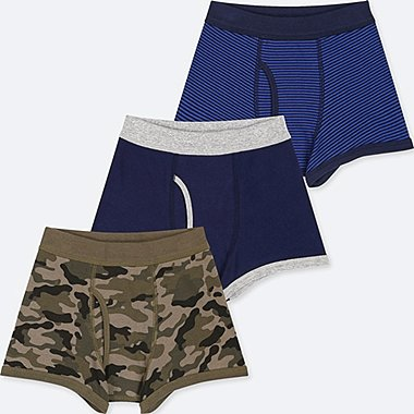 BOYS BOXER BRIEFS (3 PACK)