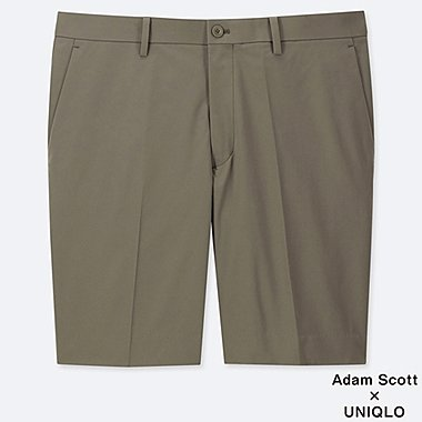 MEN KANDO SHORTS, OLIVE, medium
