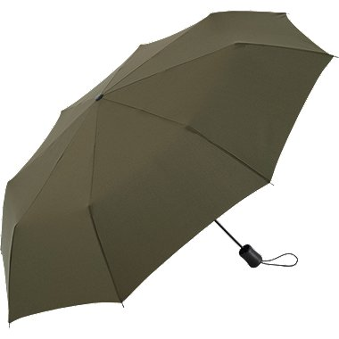 COMPACT UMBRELLA, OLIVE, medium