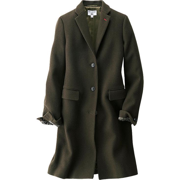 WOMEN Ines Chester Coat