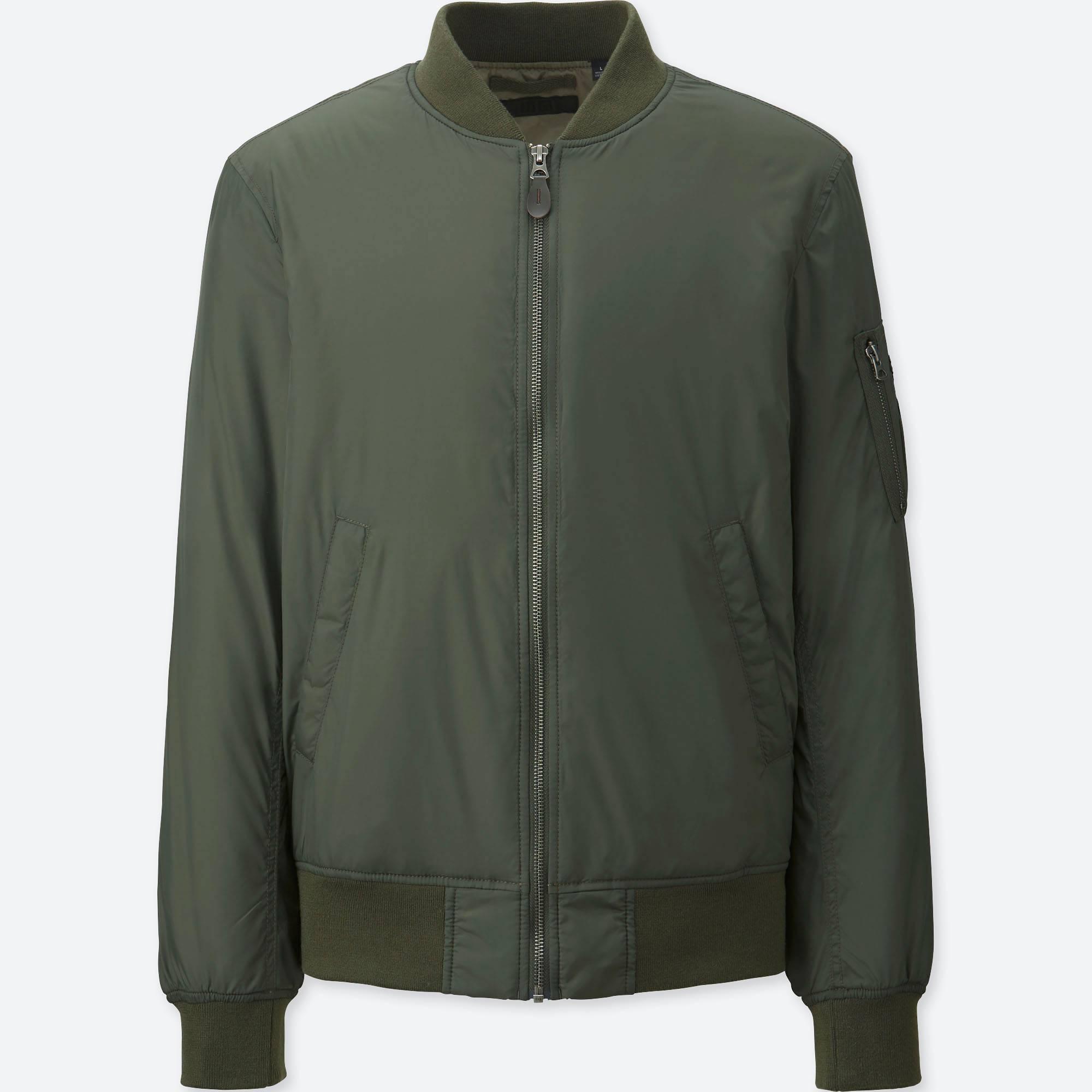 Tan Bomber Jacket Mens - JacketIn