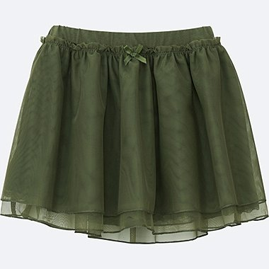 TODDLER Tulle Skirt