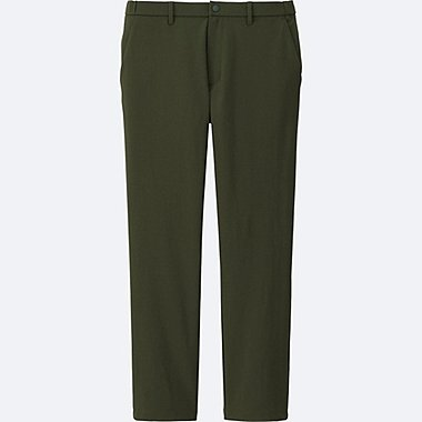 MEN Ultra Stretch Dry Ex Ankle Length Trouser