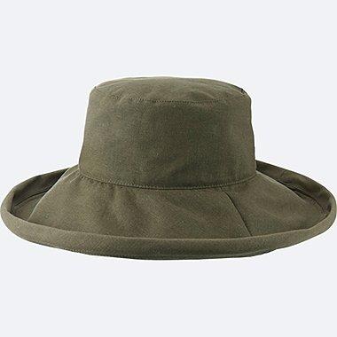 WOMEN Wide Brim Hat