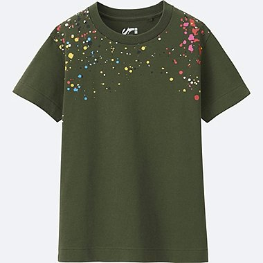 KIDS Expressionist FUTURA Graphic T-Shirt