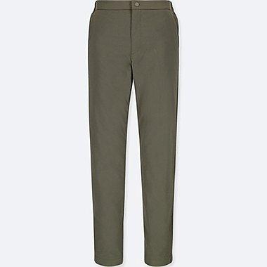 WOMEN BLOCKTECH WARM-LINED PANTS, OLIVE, medium
