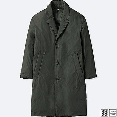 MEN UNIQLO U LIGHT WEIGHT DOWN COAT