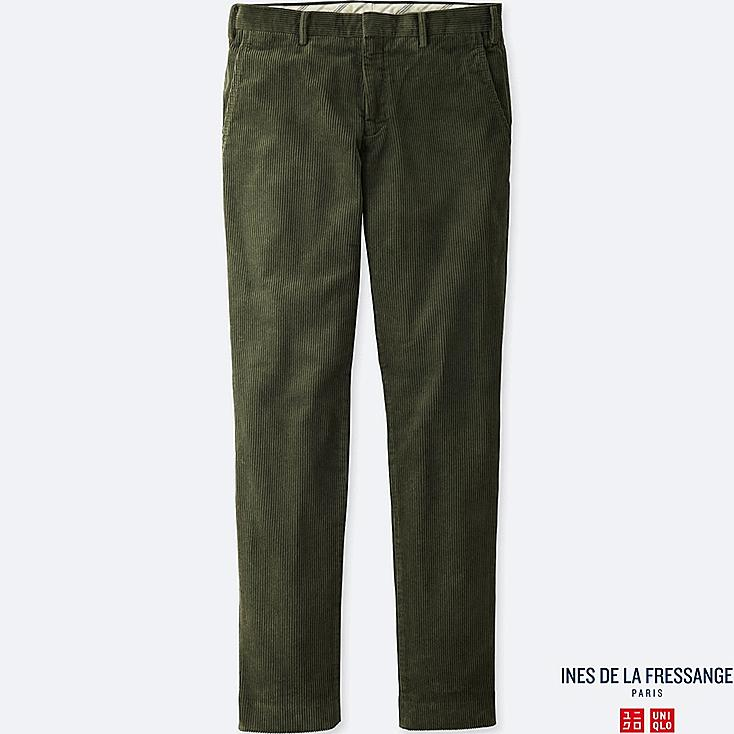 Men Idlf Corduroy Pants Uniqlo Us