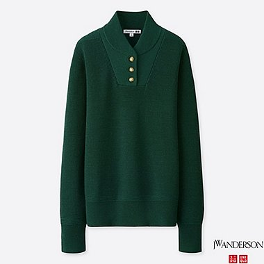 WOMEN J.W.ANDERSON MILITARY Knit SWEATER