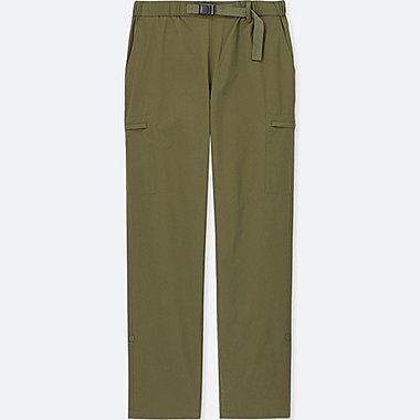 WOMEN ACTIVE CARGO PANTS, OLIVE, medium