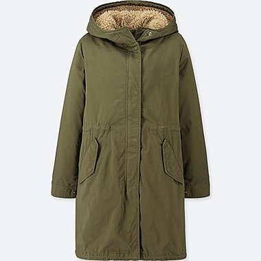 WOMEN MODS FISHTAIL COAT