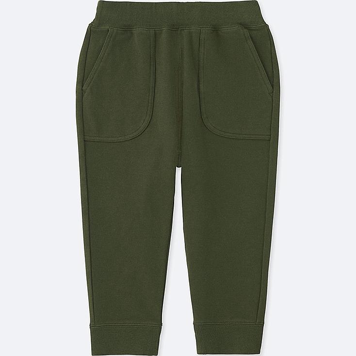 TODDLER BAKER PANTS, OLIVE, large