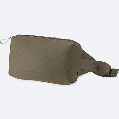 SINGLE STRAP WAIST BAG
