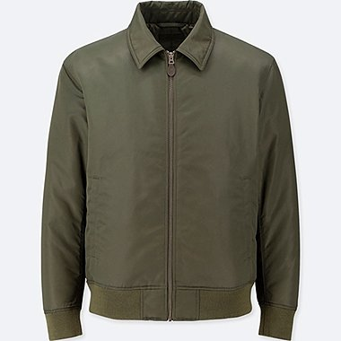MEN HARRINGTON FLIGHT JACKET