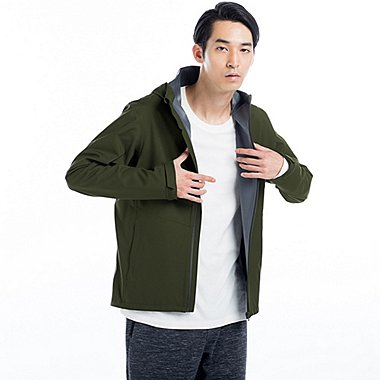 MEN BLOCKTECH PARKA
