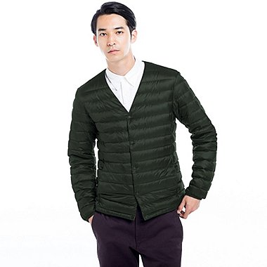 ULTRA LIGHT DOWN COMPACT JACKET, DARK GREEN, medium