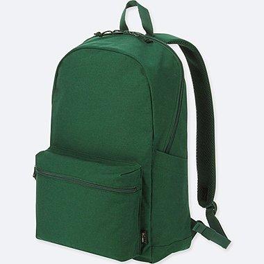 BACK PACK, DARK GREEN, medium
