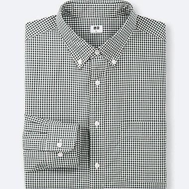 Herren 100% Extra feines Baunmwollhemd (Broardcloth)