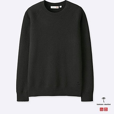 PULL CACHEMIRE COL ROND TOMAS MAIER HOMME