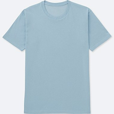 T-SHIRT DRY COL ROND MANCHES COURTES HOMME