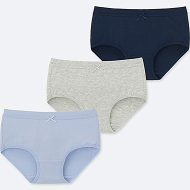 GIRLS SHORTS 3 PACK, LIGHT BLUE, medium