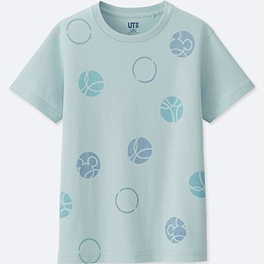 KINDER UT T-SHIRT BEDRUCKT MICKEY BLUE