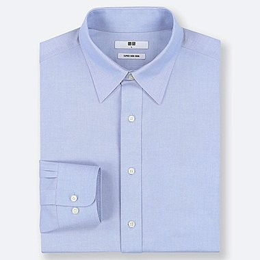 MEN REGULAR FIT SUPER NON-IRON SHIRT