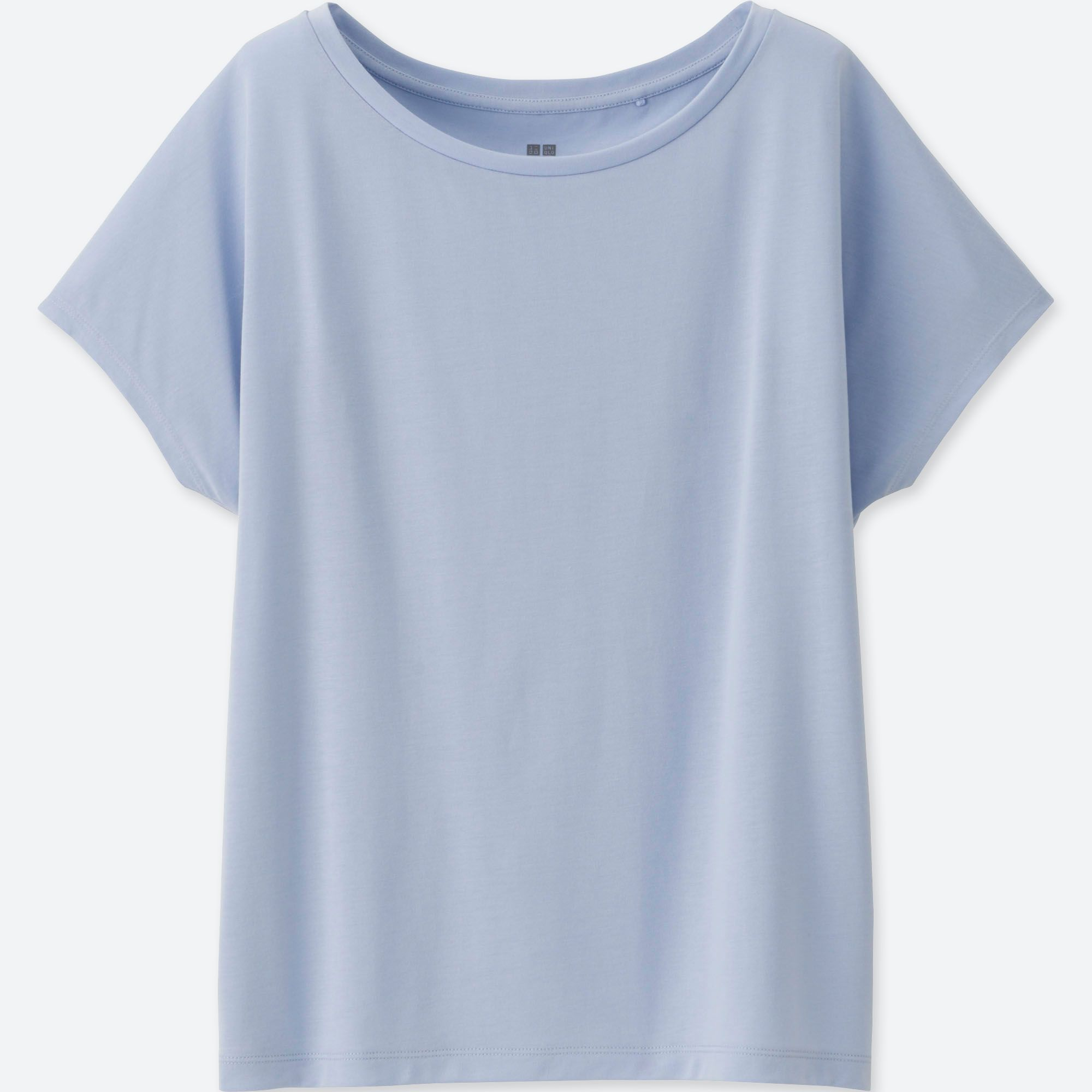 Women 39 s t shirts and tops uniqlo us for Women s broadcloth shirts