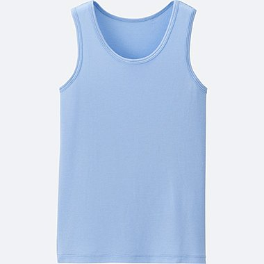 KIDS AIRism Mesh Tank Top