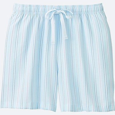 WOMEN RELACO SHORTS, BLUE, medium