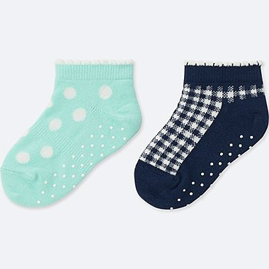 BABY SHORT SOCKS (SET OF 2), BLUE, medium