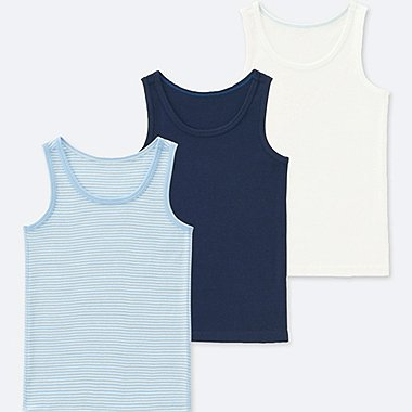 TODDLER COTTON INNER TANK TOP (SET OF 3), BLUE, medium