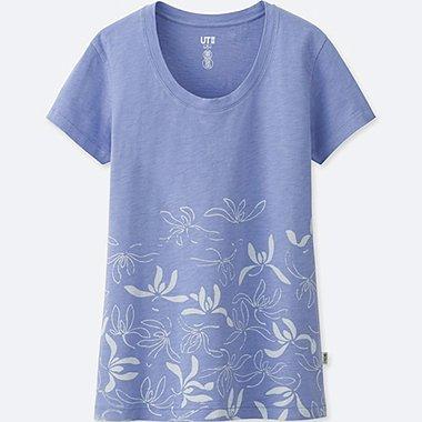 WOMEN Karakami Karacho Short Sleeve Graphic T-Shirt