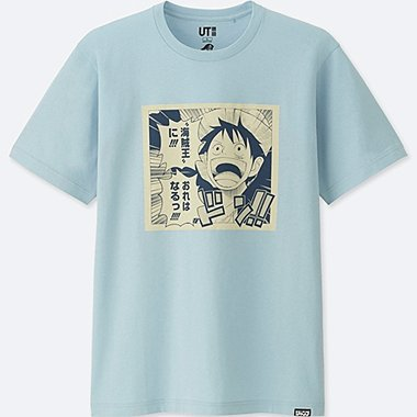 CAMISETA GRAFICA MANGA CORTA JUMP 50th HOMBRE (ONE PIECE)