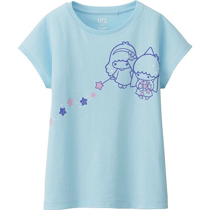MÄDCHEN T-Shirt Bedruckt SANRIO