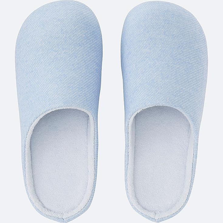 ROOM SHOES, BLUE, large