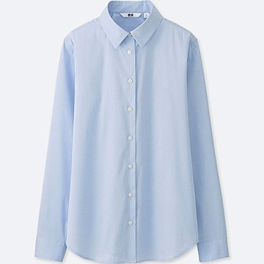 DAMEN Supima Cotton Bluse